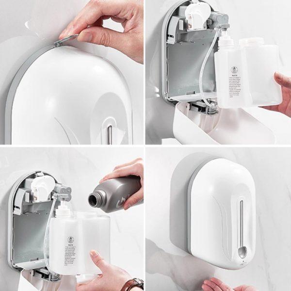 1100ml soap dispenser tank refill