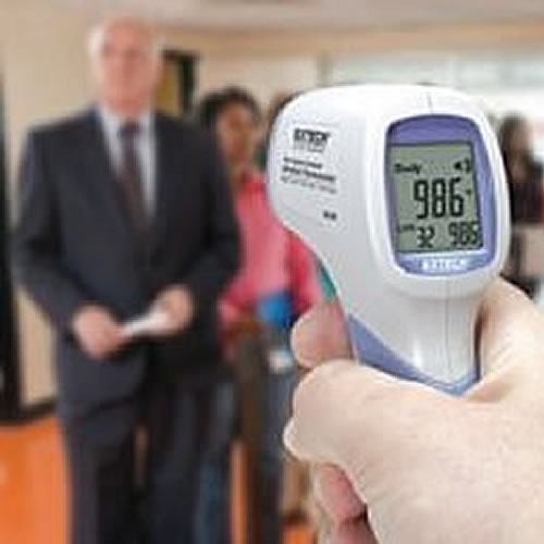 forehead infrared thermometer price in Nigeria