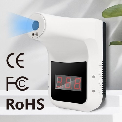 cost of automatic wall mount free standing infra red thermometer