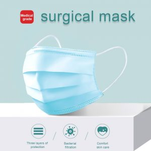 3 ply surgical face mask nigeria