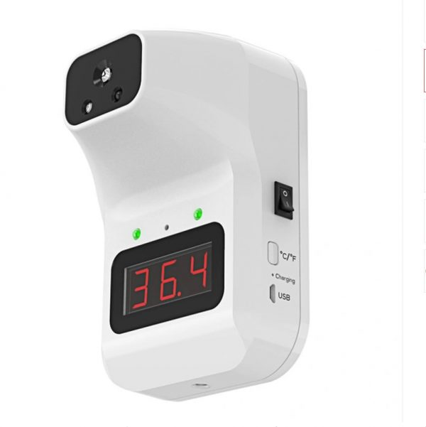 Automatic infrared Wall mount thermometer in lagos Nigeria