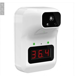 Automatic sensor Wall mount thermometer in lagos Nigeria