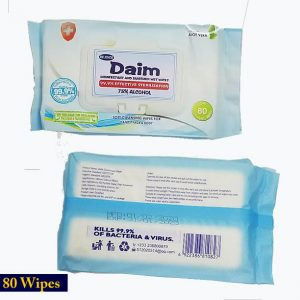 Daim wet Wipes in lagos nigeria