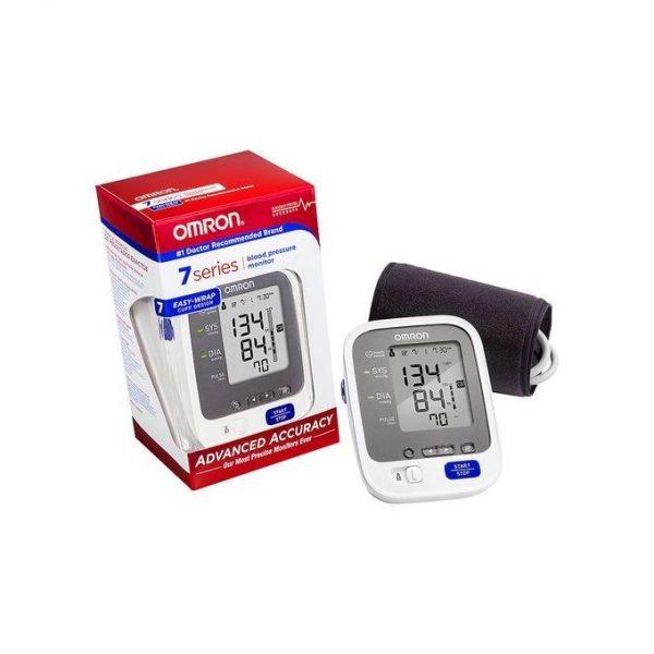 Omron 7 Series Upper Arm Blood Pressure Monitor lagos nigeria