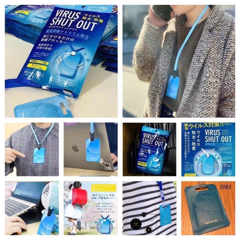air purification devices air doctor virus blocker