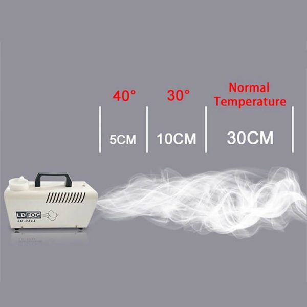disinfectant smoking machine