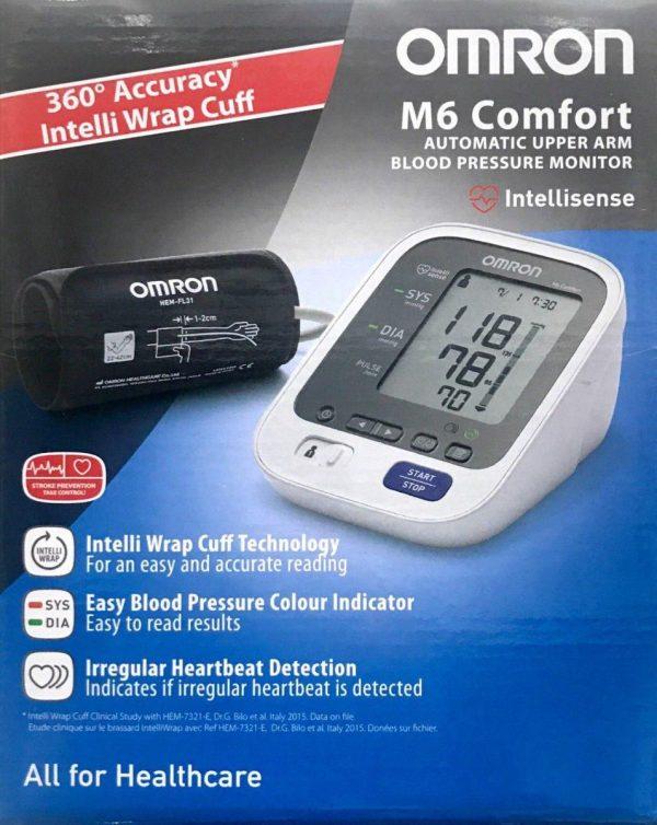 omron M6 Comfort blood pressure monitor price lagos nigeria