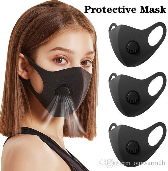 reusable washable mask with respirator valve ikeja lagos