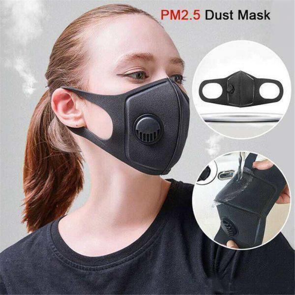 washable nose mask with valve lagos nigeria