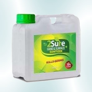 10L 2sure hand and surface sanitizer lagos nigeria