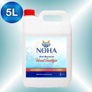 5Liter Noha Sanitizer