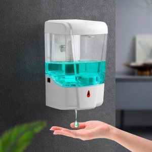automatic and manual soap sanitizer dispenser price in lagos nigeria