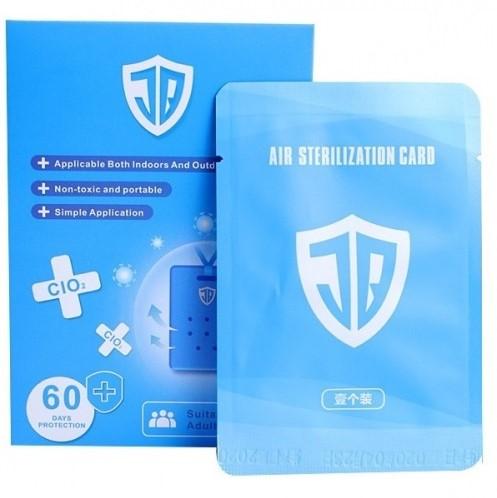 jb air sterilization card lagos nigeria