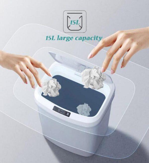 cheap intelligent waste bin