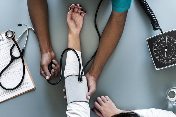 Blood Pressure monitor fat people