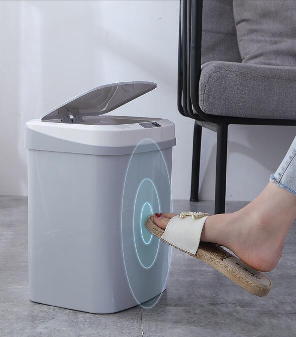 Kicking Sensing sensor bin ikeja
