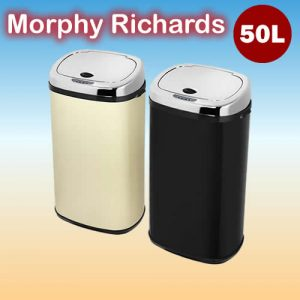 Morphy Richards Sensor Bins 42L and 50L price in lagos nigeria