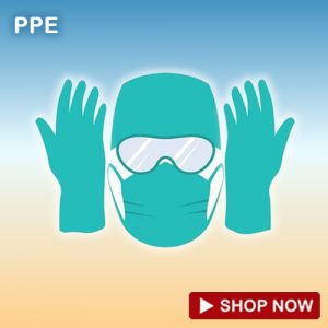 PPE supplies in lagos
