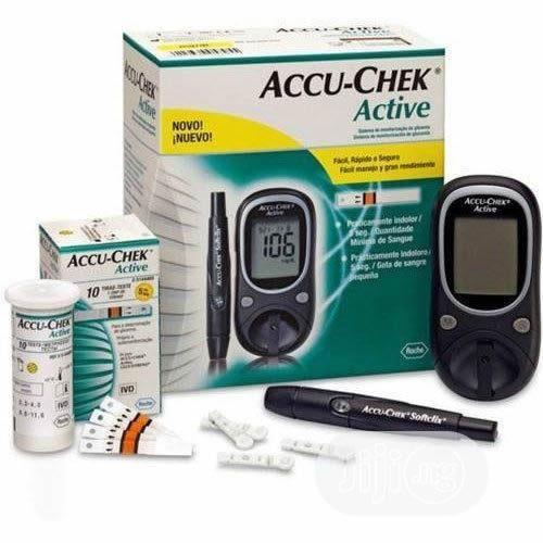 accu check glucose meter price in Nigeria