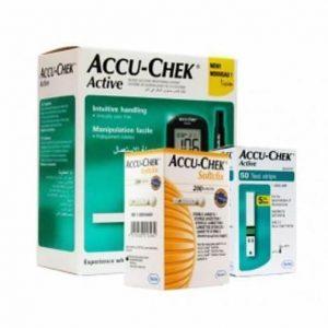 complete pack of accucheck glucometer lagos nigeria