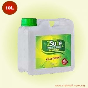how much is 2sure sanitizer
