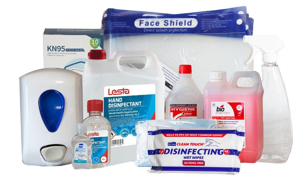 hygiene product supply lagos nigeria