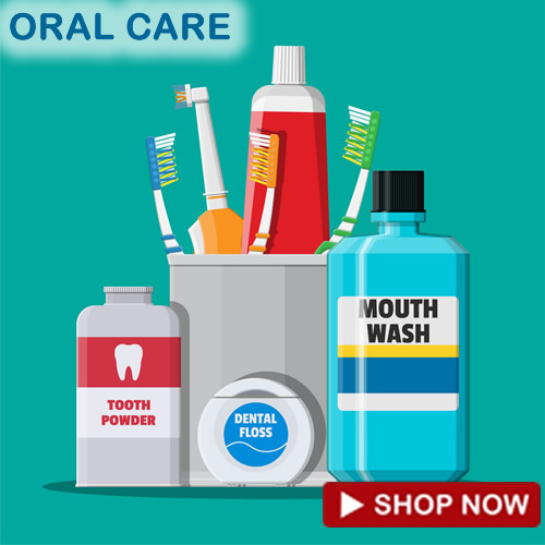 oral and dental care products