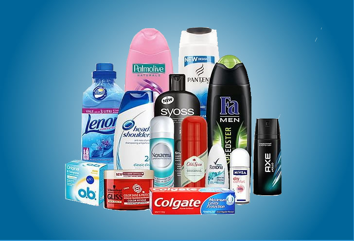 personal hygiene product supplies