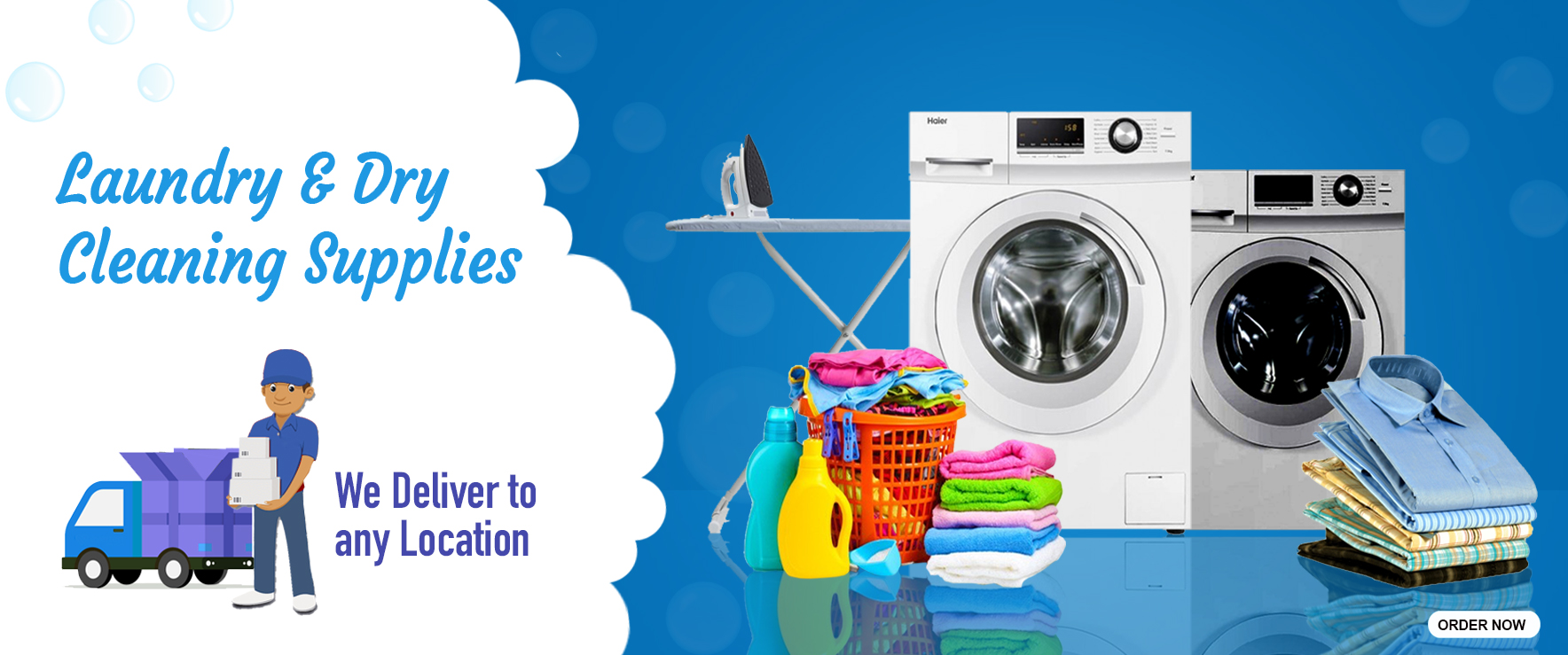 Dry Cleaning equipment supplies in Nigeria