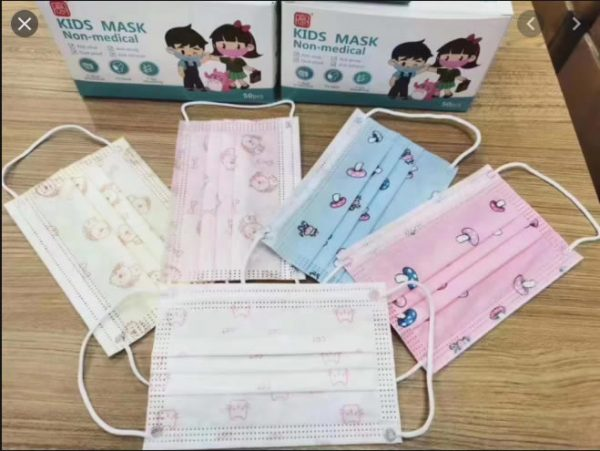 where to buy kids face mask in Lagos