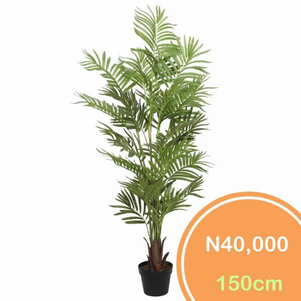 areca artificial plant 150cm in nigeria