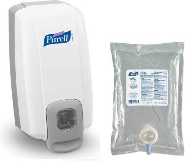 1000-manual-hand-sanitizer-dispenser-refill-combo-starter-kit-original