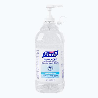 Advanced instant hand sanitizer 2L Purell
