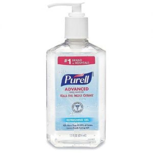 Purell Advanced Instant Hand Sanitizer 354ml nigeria
