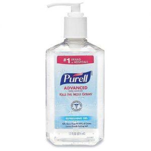 Purell Advanced Instant Hand Sanitizer 354ml nigeria