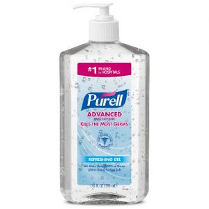 Purell Hand Sanitizers 591ml