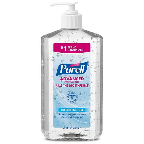 Purell Hand Sanitizers 591ml