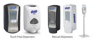 purell hand sanitizer dispenser distributors in nigeria