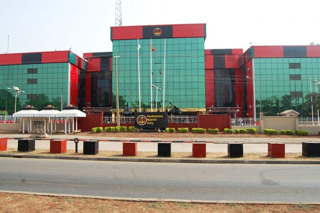defence headquarters nigeria