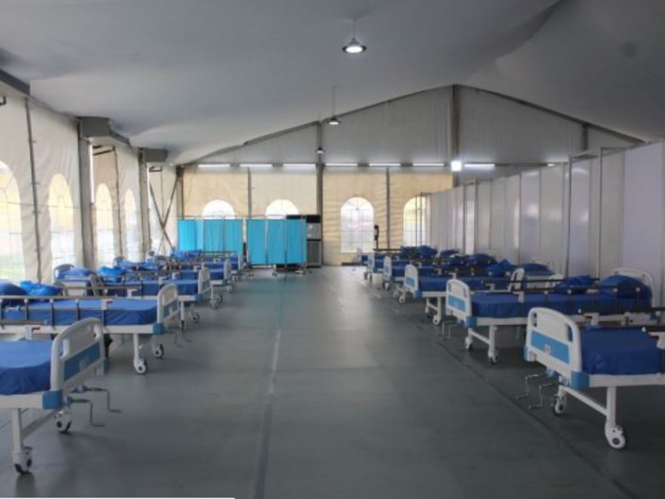 isolation centres in nigeria