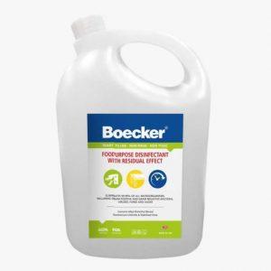 disinfectant for spray gun machine