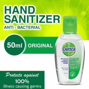 50ml dettol hand sanitizer in lagos nigeria