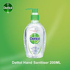 original dettol hand sanitizers