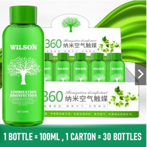 wilson disinfectant liquid for fogger