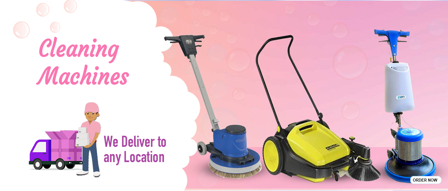 cleaning machine dealers in Nigeria