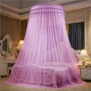 Mosquito Hanging Round Canopy Dome Net