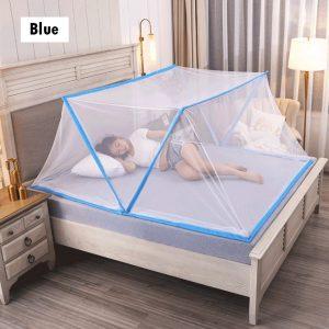 folding travel mosquito net