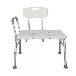 3+Blow+Molding+Plates+Aluminum+Alloy+Elderly+Shower+Chair