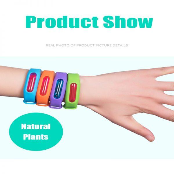 Anti-mosquito Repellent Wristband