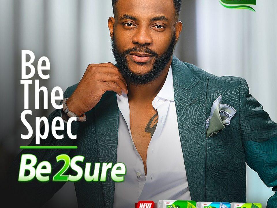 2sure soap brand ambassador